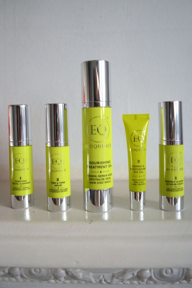Call Me Katie - Beauty review of natural skin care brand Eloquence, whose products include Sacha Inchi Oil - 02