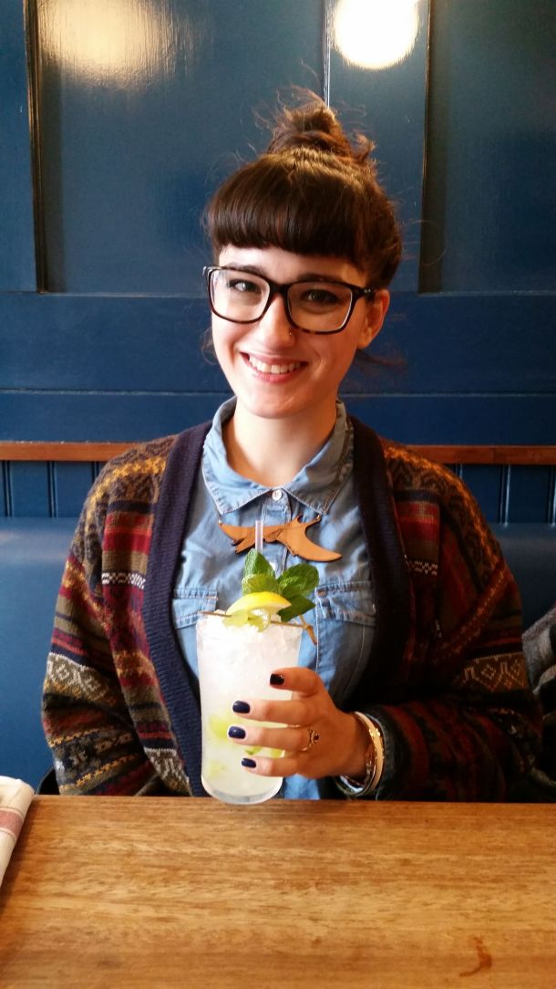 Call Me Katie - celebrating two years of marriage with a boozy brunch at Foxlow in Clerkenwell, London - 4