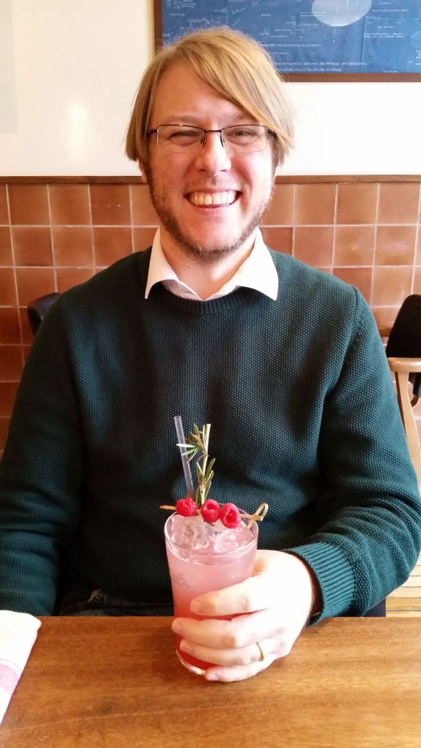 Call Me Katie - celebrating two years of marriage with a boozy brunch at Foxlow in Clerkenwell, London - 5