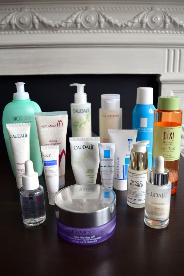 Call Me Katie - My favourite skin care products for managing acne-prone skin - 01