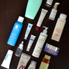My thoughts on acne, and my favourite skin care products for acne-prone skin