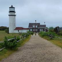 Katie Poole - USA - Cape Cod - Highland Light