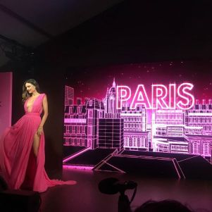 Miranda Kerr at Cannes