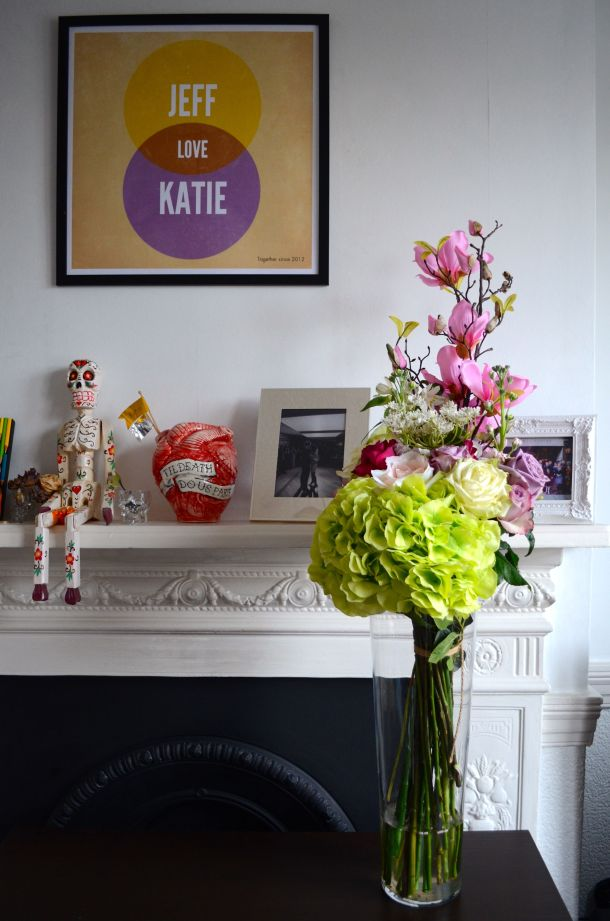 Call Me Katie - DIY flower arranging tips & tricks with Homesense UK - 11