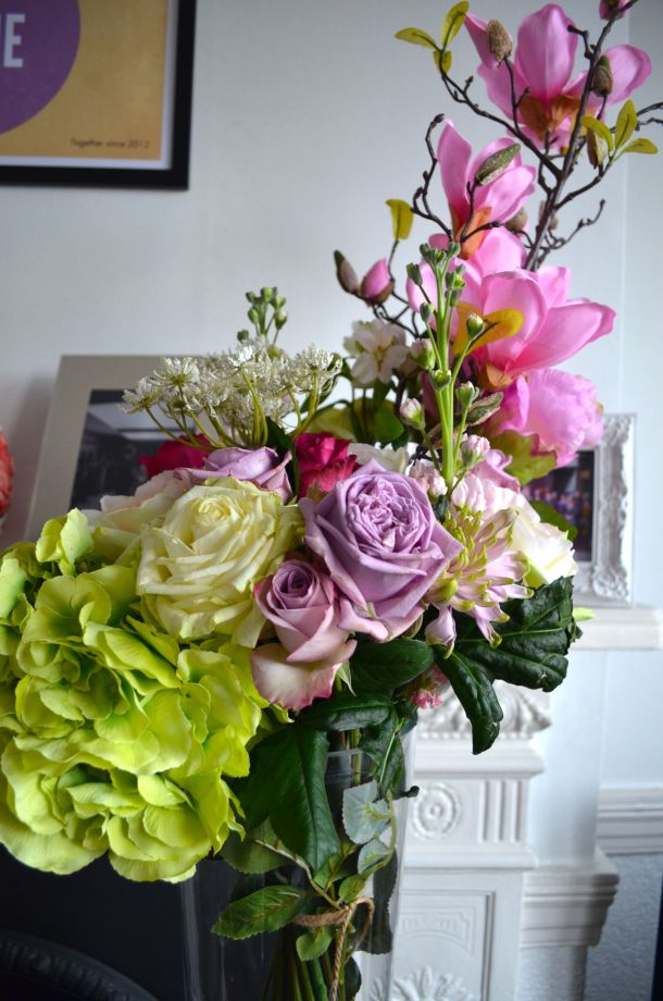 Call Me Katie - DIY flower arranging tips & tricks with Homesense UK - 14