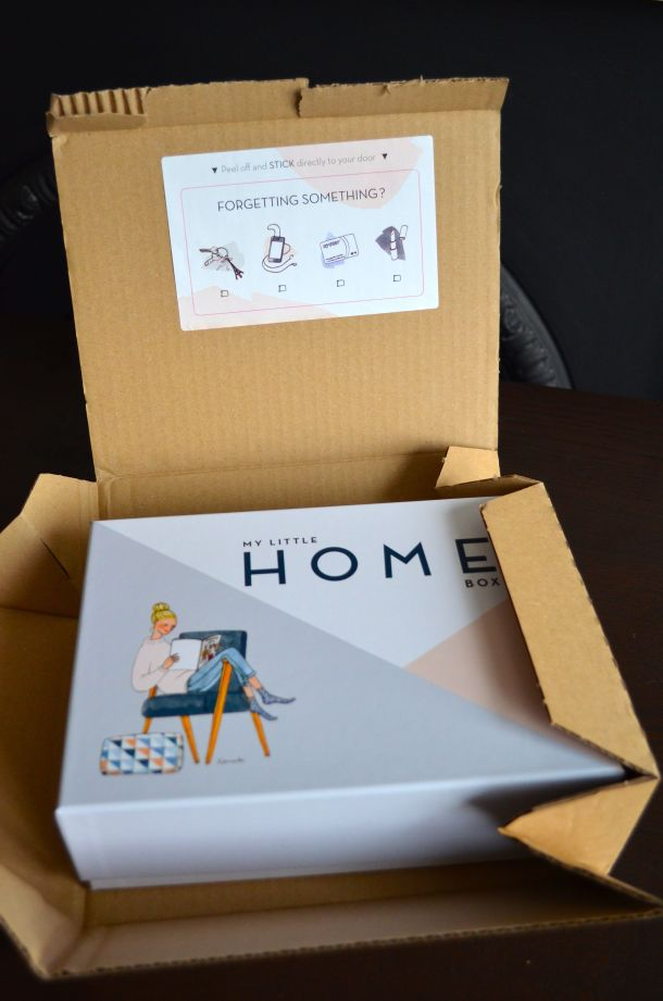 Call Me Katie - Review of My Little Home Box February 2016 - 01