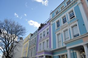 Picture Diary: Primrose Hill & Camden Town