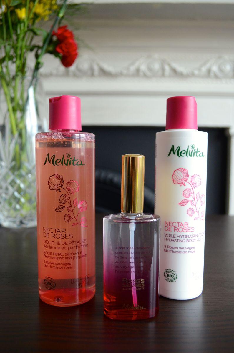 Review: Melvita Nectar de Roses Collection