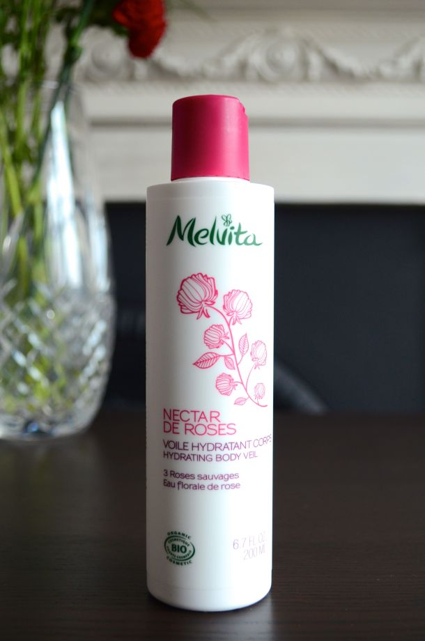 Call Me Katie - Melvita new Wild Roses Eau De Toilette, Rose Petal Shower Gel, Hydrating Body Veil review - 04