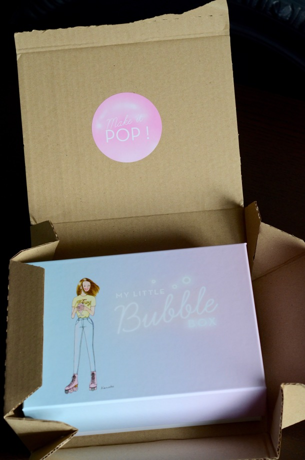Call Me Katie - My Little Bubble Box from My Little Box UK March 2016 - 1 of 15