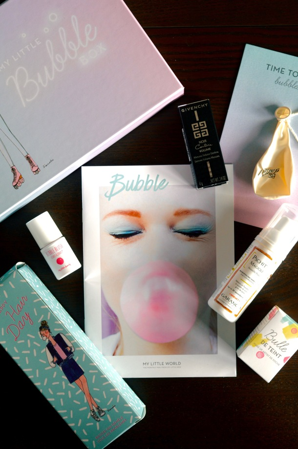 Call Me Katie - My Little Bubble Box from My Little Box UK March 2016 - 15 of 15
