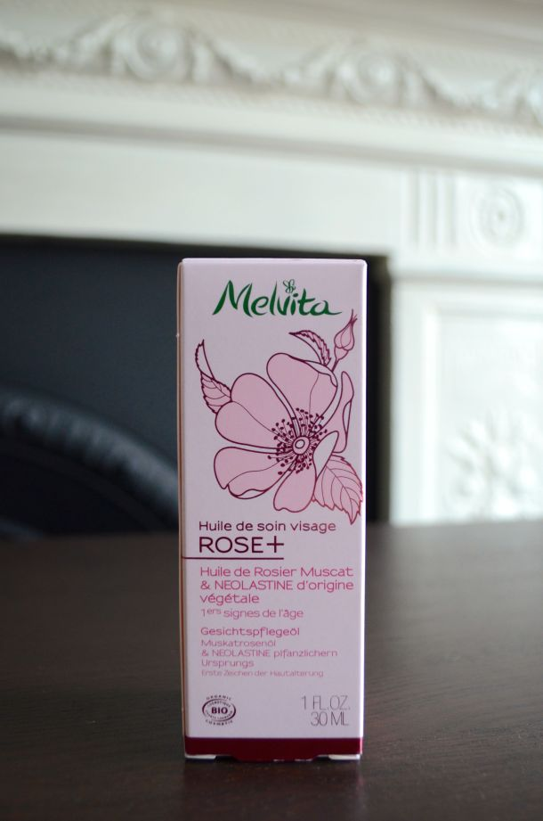 Call Me Katie - new Melvita Rose+ Light Face Care Oil review - 1