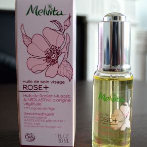 Review: Melvita Rose+ Facial Oil