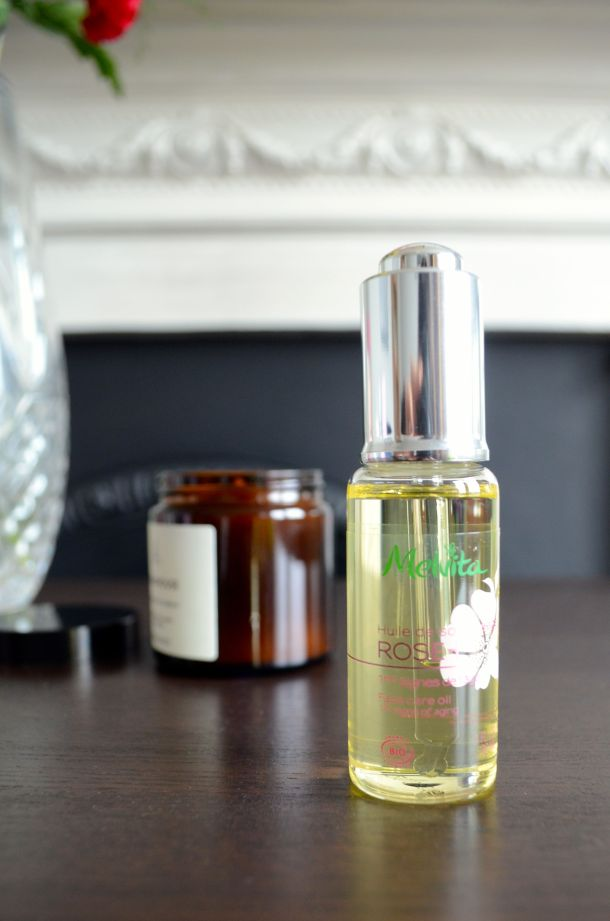 Call Me Katie - new Melvita Rose+ Light Face Care Oil review - 3
