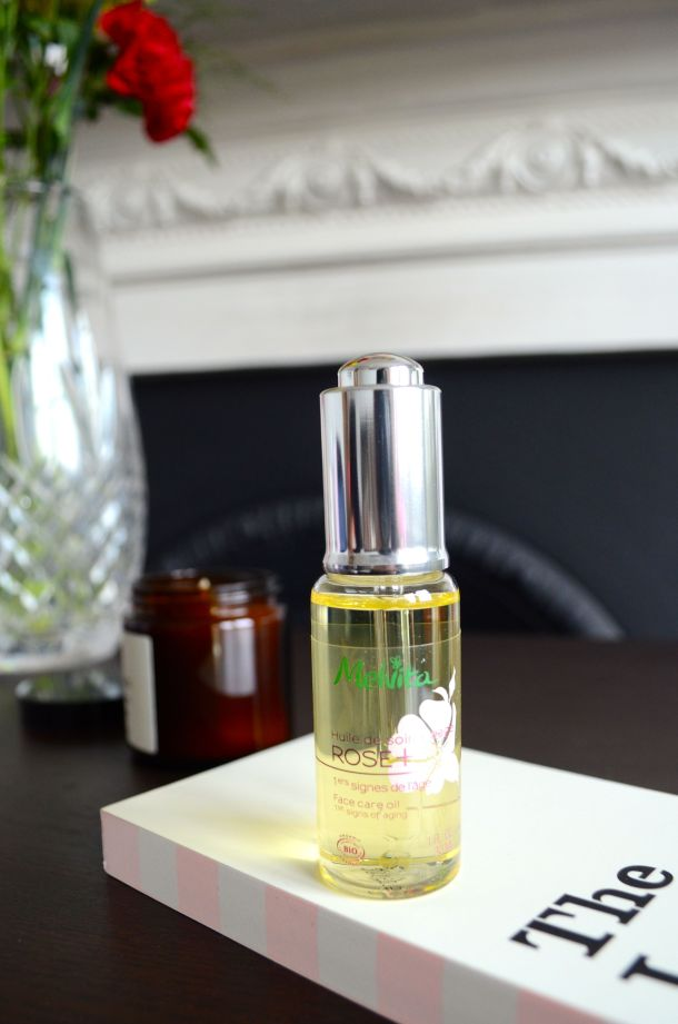 Call Me Katie - new Melvita Rose+ Light Face Care Oil review - 4