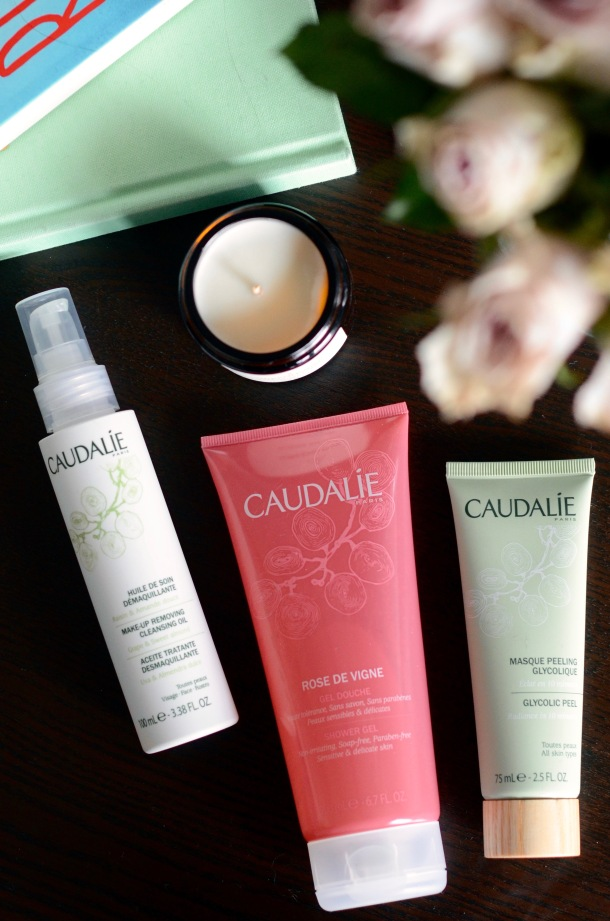 Call Me Katie - Reviewing Caudalie Make-up Removing Cleansing Oil, Rose De Vigne Shower Gel and Glycolic Peel Mask - 9 of 9