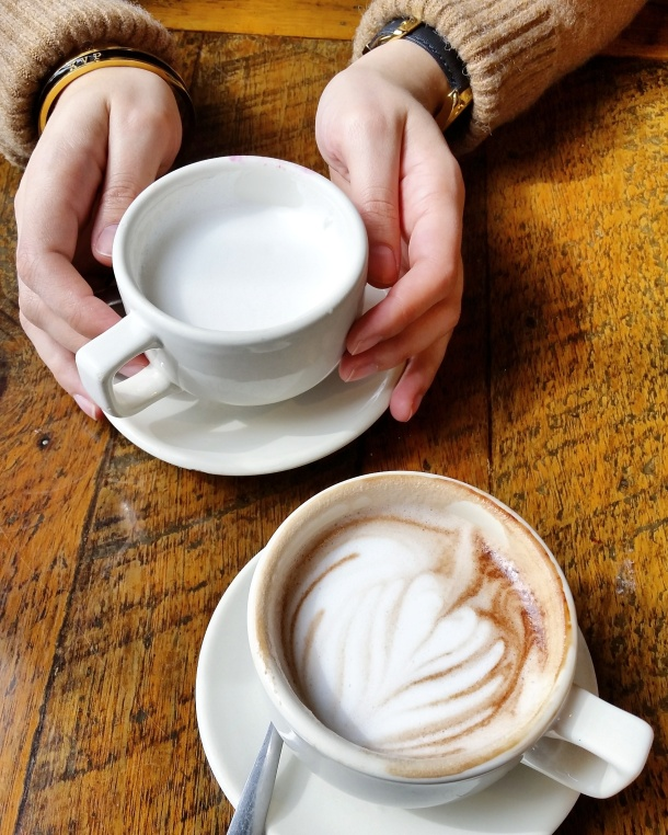 Call Me Katie - Arabica Coffee House in Portland Maine 2
