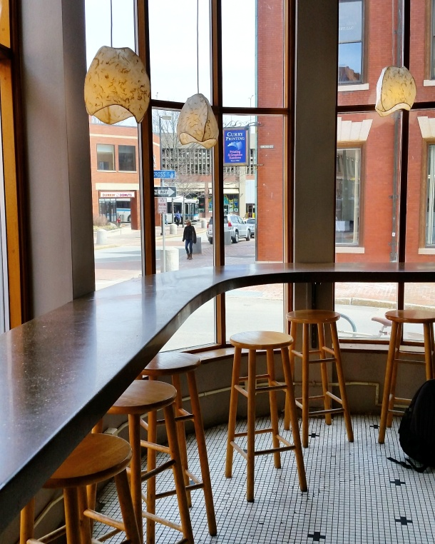 Call Me Katie - Arabica Coffee House in Portland Maine 4