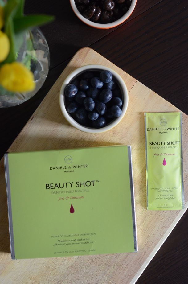 Call Me Katie - Beauty from the inside out review of Daniele de Winter Choc Beaute, Revelation, Cleansing Milk, Energie Pure, Beauty Shot and Skinergie - 11 of 13