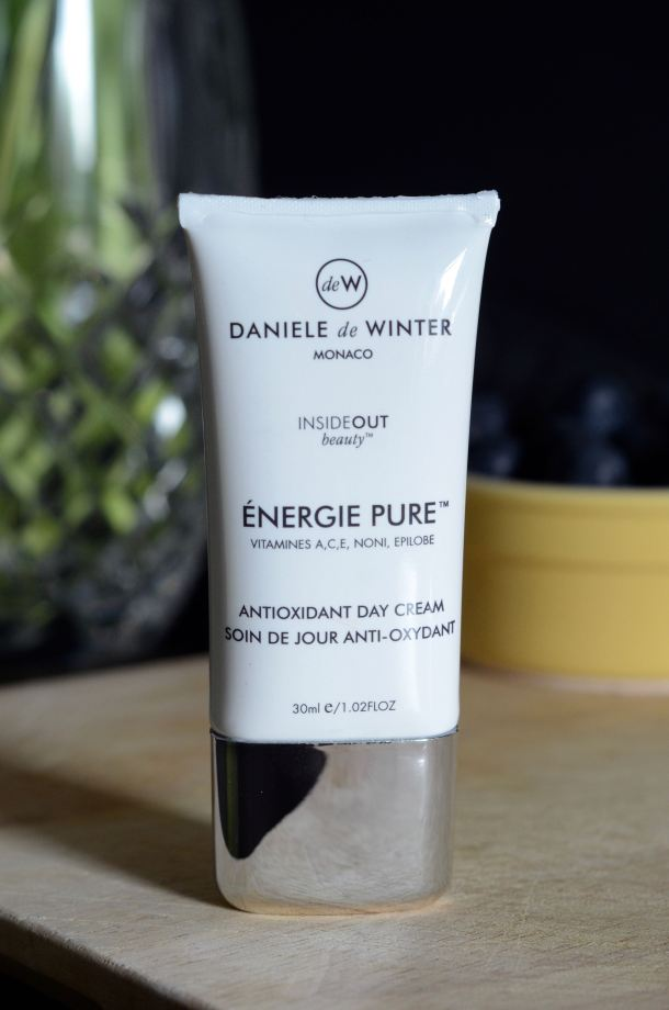 Call Me Katie - Beauty from the inside out review of Daniele de Winter Choc Beaute, Revelation, Cleansing Milk, Energie Pure, Beauty Shot and Skinergie - 7 of 13
