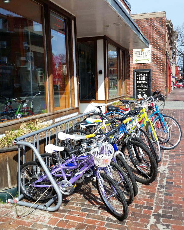 Call Me Katie - bicycles in Portland Maine