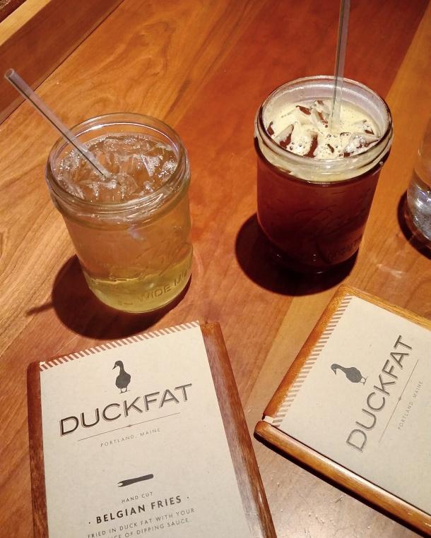 Call Me Katie - Duck Fat restaurant in Portland Maine 1