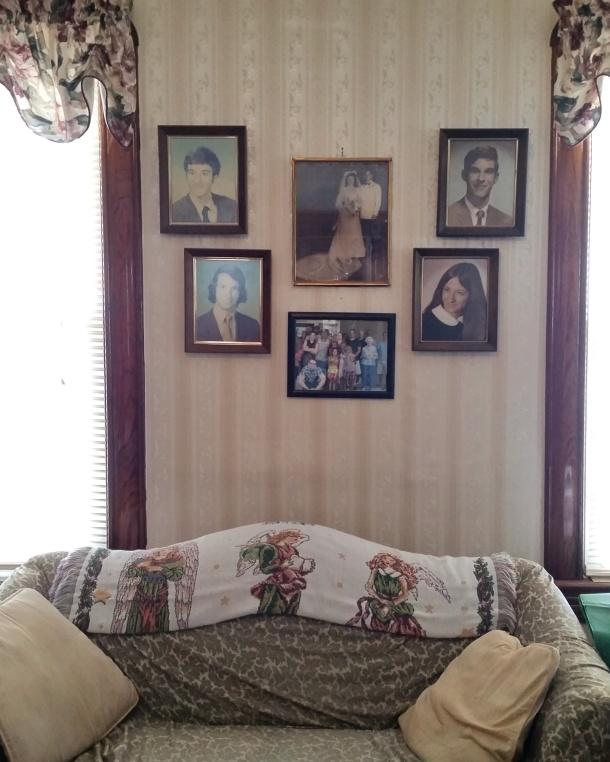 Call Me Katie - grandma's living room