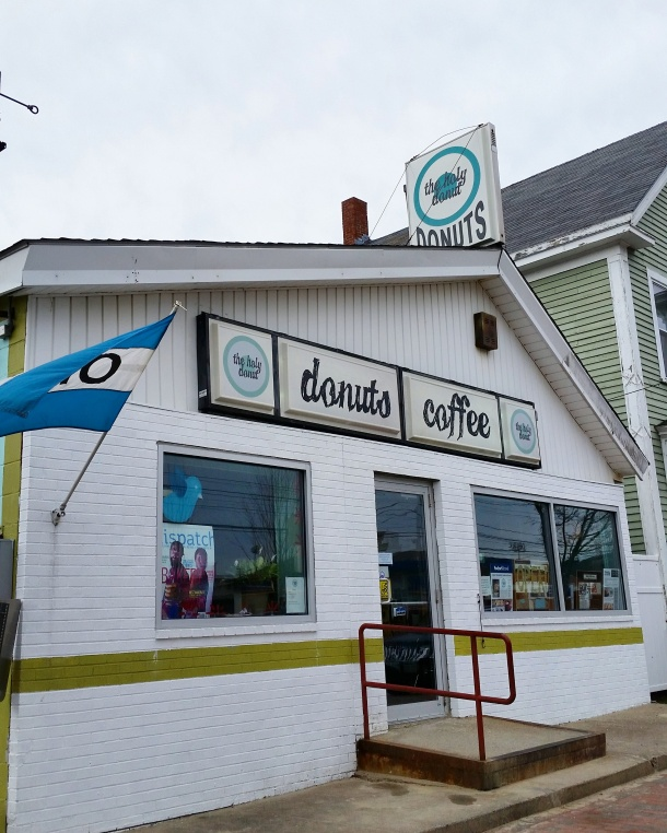 Call Me Katie - Holy Donuts in Portland Maine 1