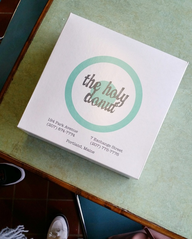 Call Me Katie - Holy Donuts in Portland Maine 3