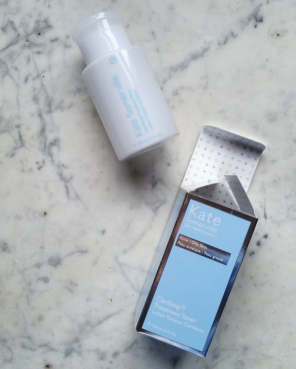 Call Me Katie - Kate Somerville Clarifying Treatment Toner from Sephora