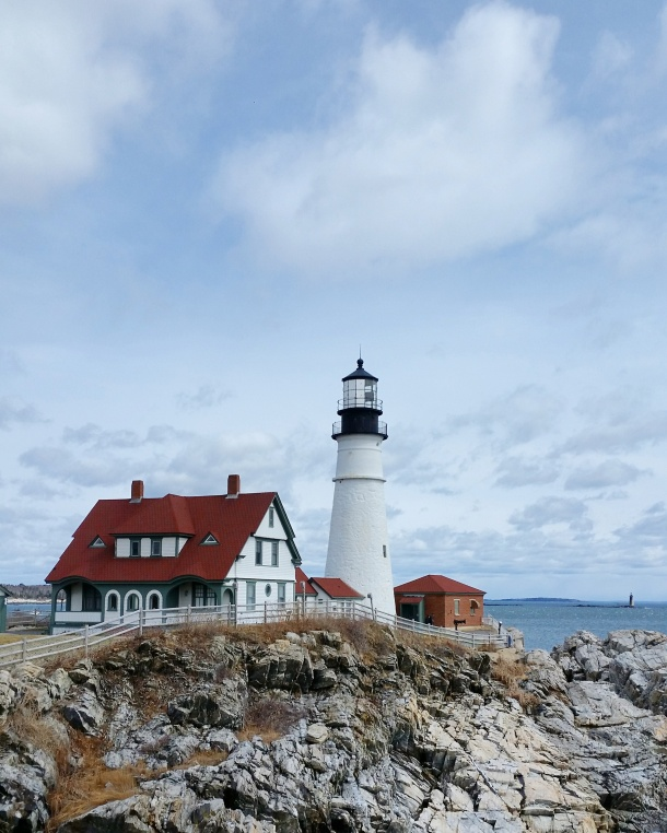 Call Me Katie - Portland Head Light near Portland Maine 1