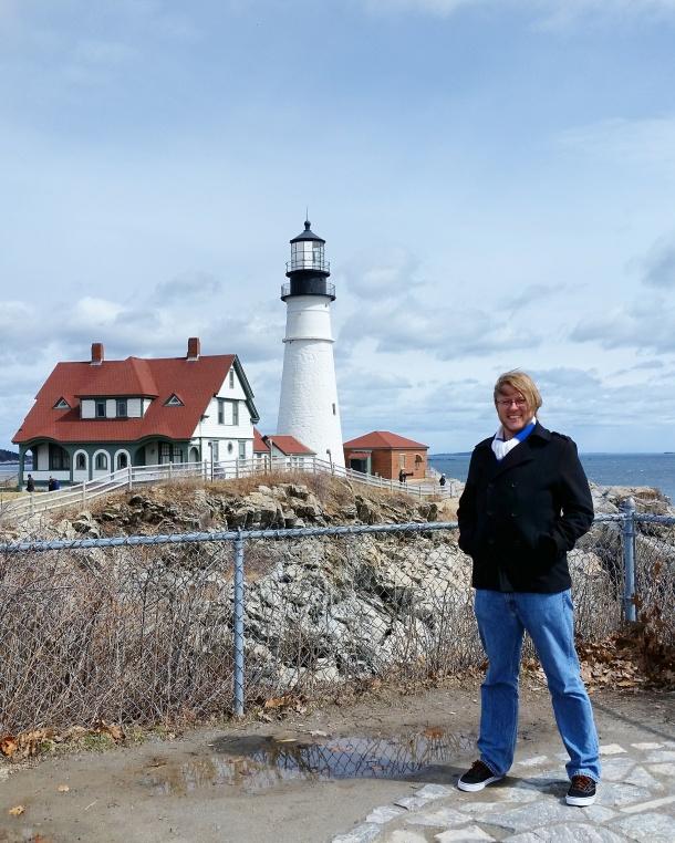 Call Me Katie - Portland Head Light near Portland Maine 4