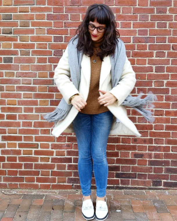 Call Me Katie - what I wore in Portland Maine 1