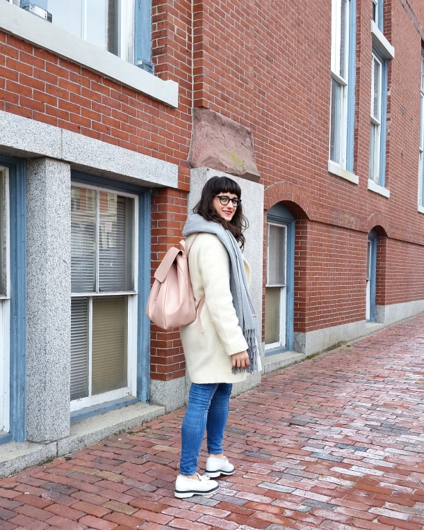 Call Me Katie - what I wore in Portland Maine 2