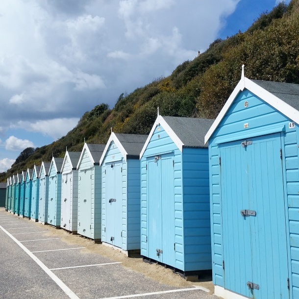 Call Me Katie - Bournemouth - Blue Beach Huts