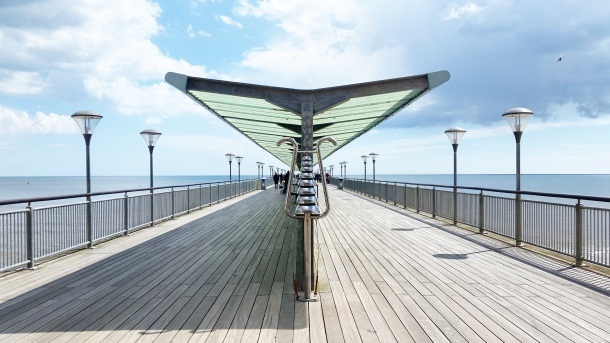 Call Me Katie - Bournemouth - Boscombe Pier