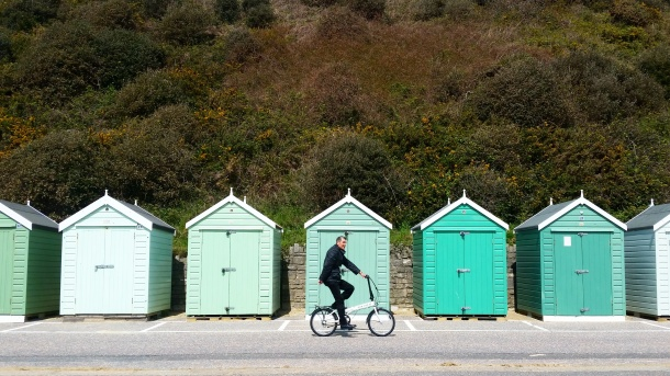 Call Me Katie - Bournemouth - Green Beach Huts