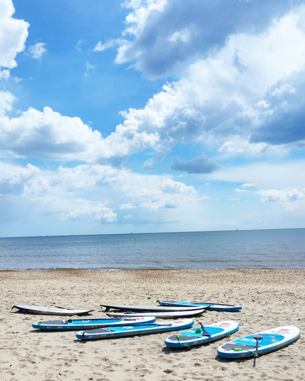 Call Me Katie - Bournemouth - kayak