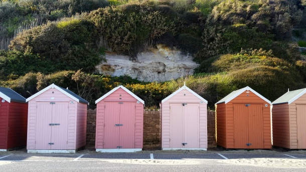 Call Me Katie - Bournemouth - Orange Beach Huts 2