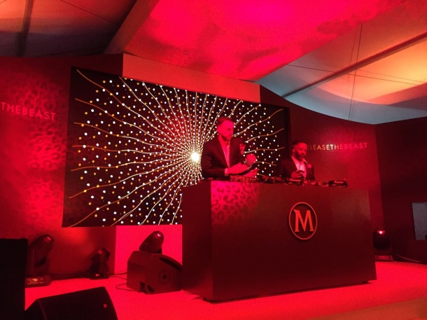 Call Me Katie - Magnum Cannes - DJs at the party