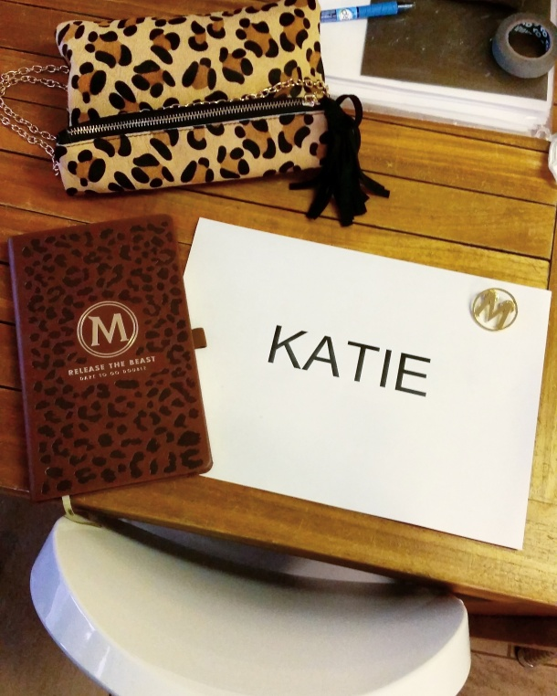 Call Me Katie - Magnum Cannes - my work space