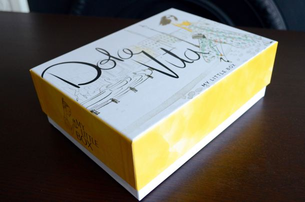Call Me Katie - My Little Box UK, May 2016 - My Little Dolce Vita Box - 2 of 16