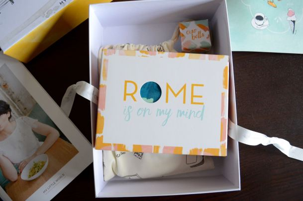 Call Me Katie - My Little Box UK, May 2016 - My Little Dolce Vita Box - 6 of 16