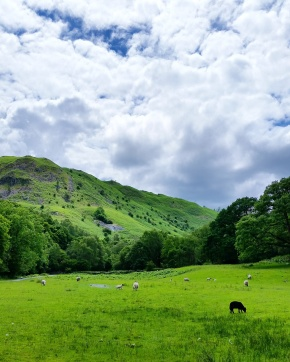 Travel Diary: Lake District Ambleside & Grasmere