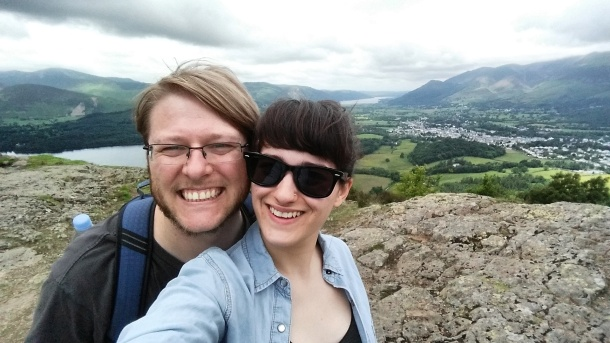 Call Me Katie - Lake District Day 2 at Walla Crag, Surprise View and Keswick in Cumbria 12