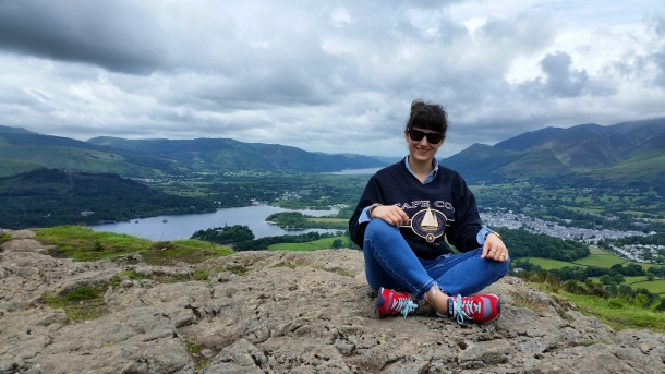 Call Me Katie - Lake District Day 2 at Walla Crag, Surprise View and Keswick in Cumbria 14