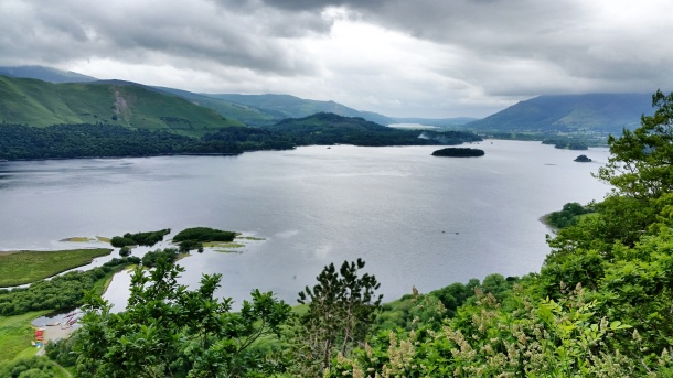 Call Me Katie - Lake District Day 2 at Walla Crag, Surprise View and Keswick in Cumbria 18