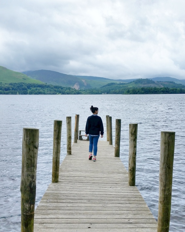 Call Me Katie - Lake District Day 2 at Walla Crag, Surprise View and Keswick in Cumbria 21
