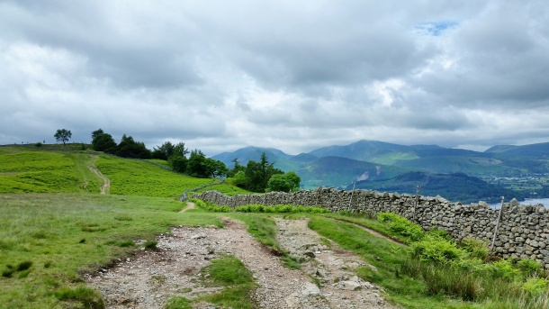 Call Me Katie - Lake District Day 2 at Walla Crag, Surprise View and Keswick in Cumbria 5
