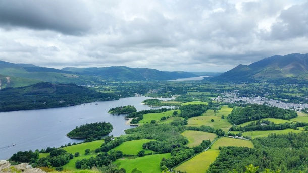 Call Me Katie - Lake District Day 2 at Walla Crag, Surprise View and Keswick in Cumbria 8